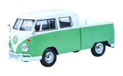 #79343 1/24 Green Volkswagen Type 2 Pickup Truck