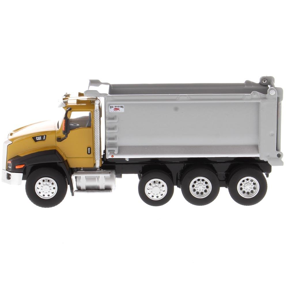 #85633 1/64 Caterpillar CT660 with OX Stampede Dump Truck