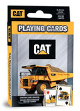 #91886 Caterpillar Playing Cards