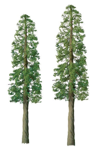 #94341 1/87 Redwood Trees, 2 pc.