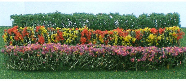 #95509 1/87 Flower Hedges