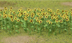 #95523 1/87 Sunflowers