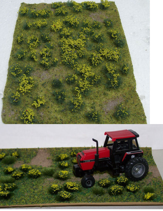 #95605 Yellow Flowering Meadow Landscaping Detail Sheet