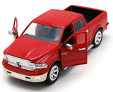 #97136 1/24 Red 2014 Dodge Ram 1500 4-Door Pickup