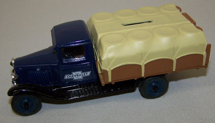 #9931 1/43 1930 Chevy Delivery Truck Bank
