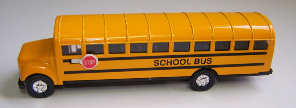 "#9938D 7"" Yellow School Bus"