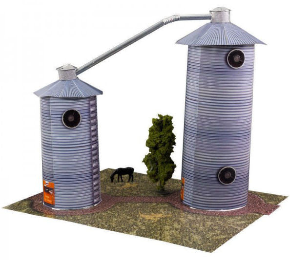 BK6404 1/64 Grain Dryer Building Kit