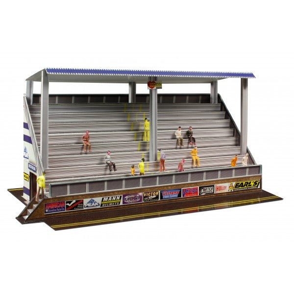 BK6431 1/64 Modern Bleachers Building Kit