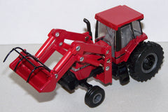 #C007 1/64 Case-IH 7110 Tractor with Loader & Custom Grapple Forks