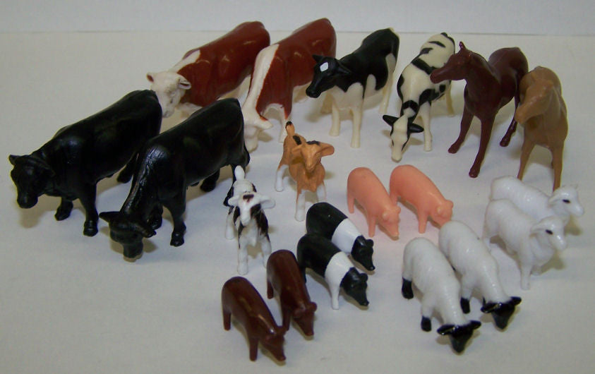 #FCA203 1/64 Farm Animal Assortment