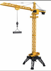 #H1585 1/14 Huina Tower Crane Remote Control