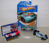 #M354 1/64 Race Car Set