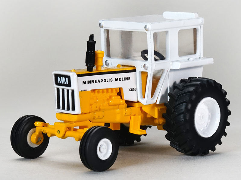 #SCT766 1/64 Minneapolis-Moline G850 Tractor with Cab