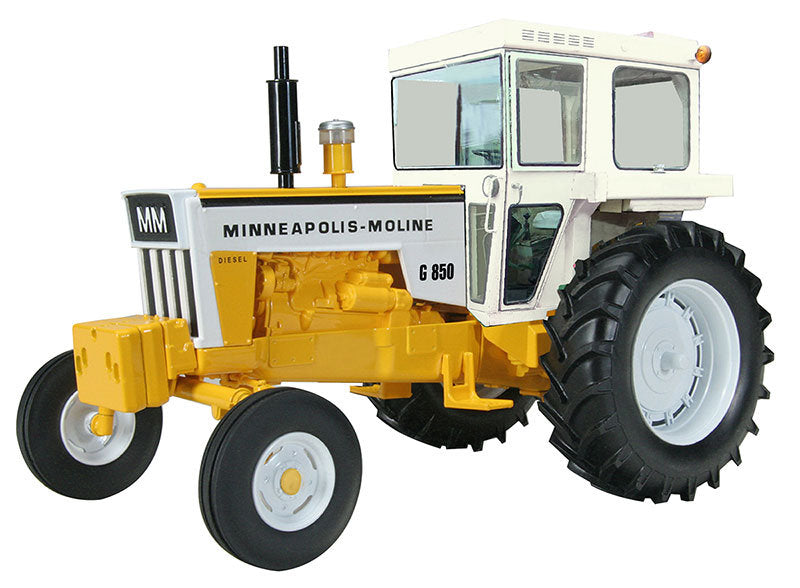 #SCT756 1/16 Minneapolis-Moline G850 Diesel Tractor with Cab