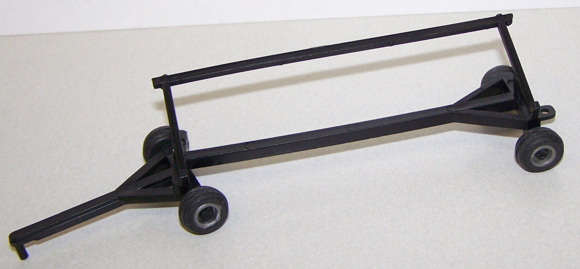 #ST21 1/64 Black Header Trailer