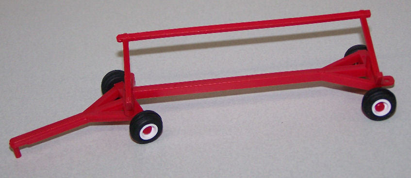 #ST23 1/64 Red Header Trailer
