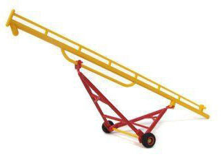 #ST33 1/64 Yellow/Red 52' Grain Auger
