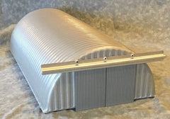 #ST388 1/64 Quonset Shed, Plastic