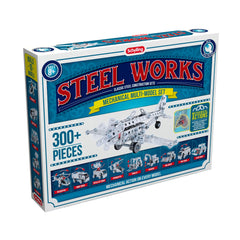 #STWMM Steel Works Mechanical Multi-Model Set