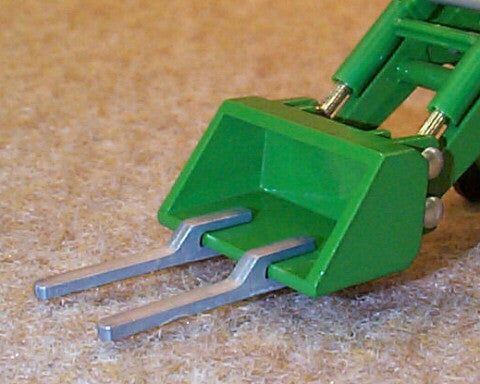 #TP4000 1/64 Loader Bucket Forks