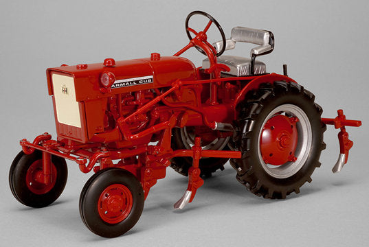 #ZJD1816 1/16 Farmall Cub with Cultivator, 70th Anniversary Edition