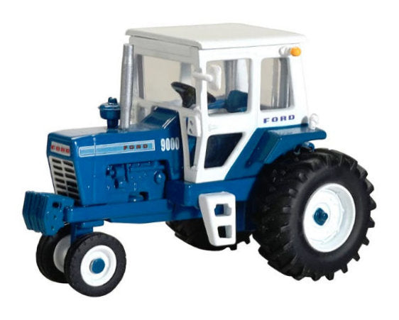 #ZJD1834 1/64 Ford 9000 Narrow Front Tractor with Cab