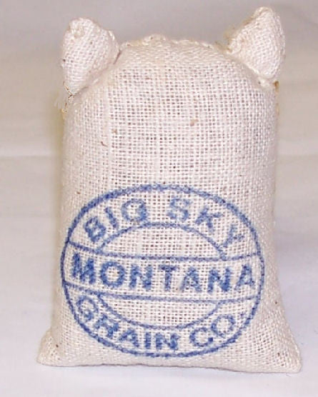 #1Grain 1/16 Big Sky Montana Grain Co. Wheat Sack