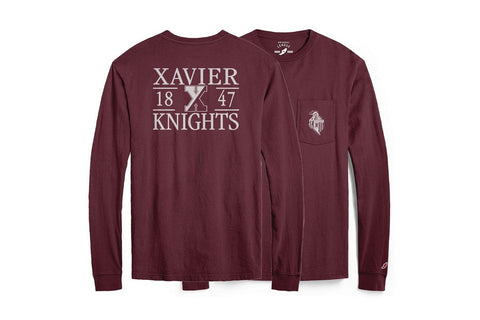 Xavier Pocket Tee