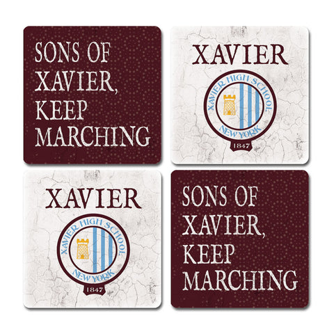 Son's of Xavier Coaster (x4)