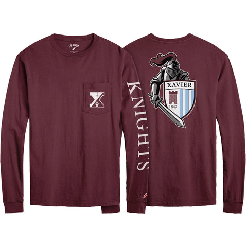 Xavier Knight Pocket Tee