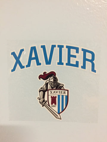 Xavier Knight Decal