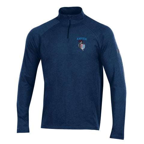 Xavier Knight Cotton 1/4 Zip