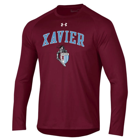 Xavier Knight Long-Sleeve Tech Tee
