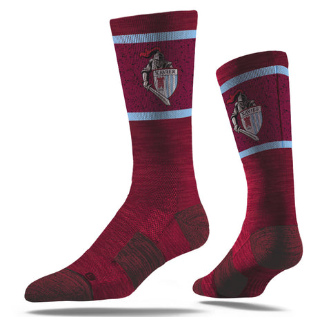 Xavier Knight Crew Socks