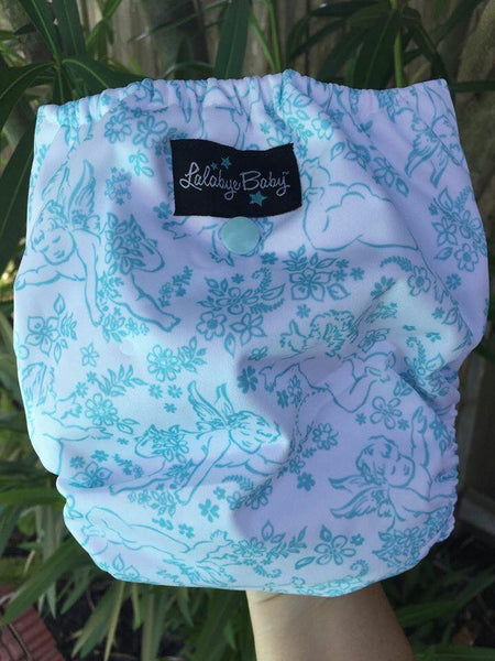 *Lalabye Baby One Size Cloth Diaper