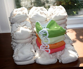 Newborn Diaper Rental Packages - For Gift Registeries