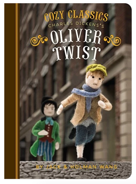 *Cozy Classics: Oliver Twist by Jack Wang & Holman Wang