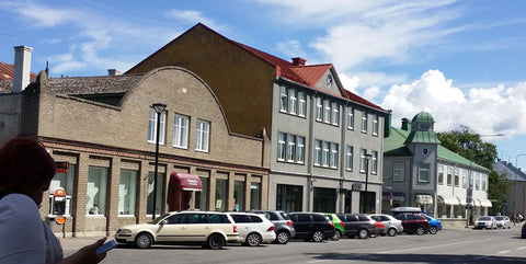 The Haapsalu Lace Center, in its context
