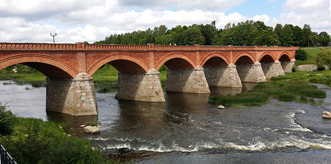 Bridge at Kuldīga