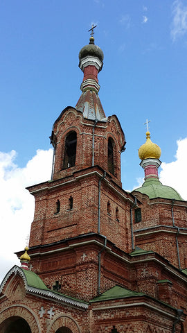 Kuldīga Orthodox church