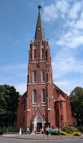 St. Anne's Church, Liepaja