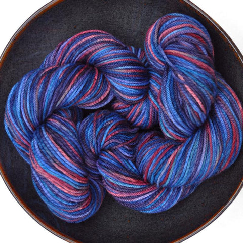 Superwash Merino sock yarn, DK weight, 400 yards - LEONATO