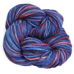 Superwash Merino sock yarn - knot