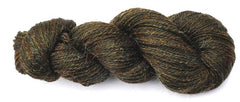 Handspun Merino wool / trilobal nylon yarn