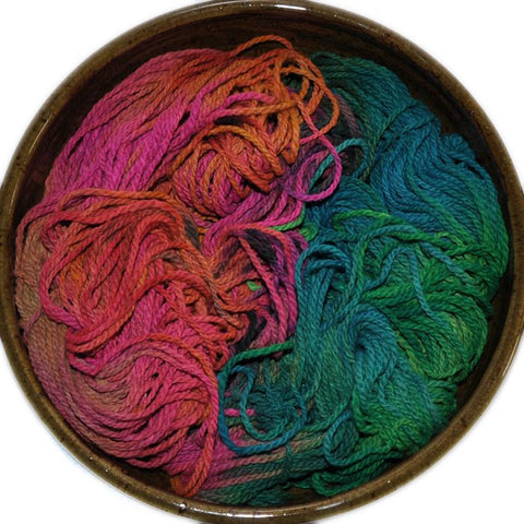 Columbia Wool yarn, Worsted weight, 170 yards - Andhrimnir