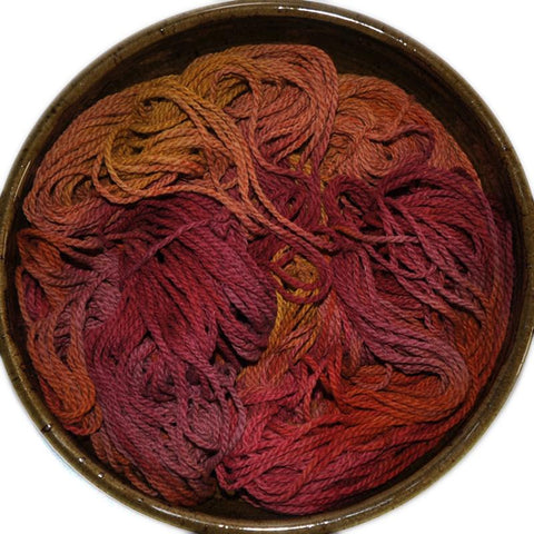 Columbia Wool yarn, Worsted weight, 170 yards - Heimdall