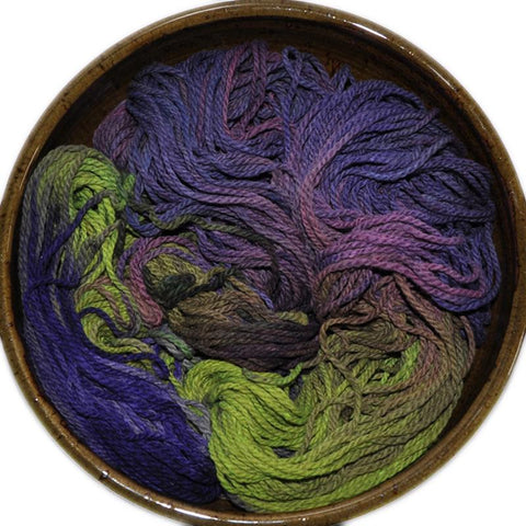 Columbia Wool yarn, Worsted weight, 170 yards - Berchta