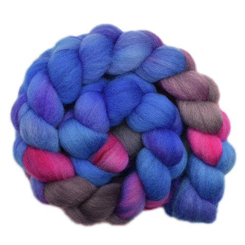Cheviot Wool Roving - Looking Ahead 1 - 4.2 ounces