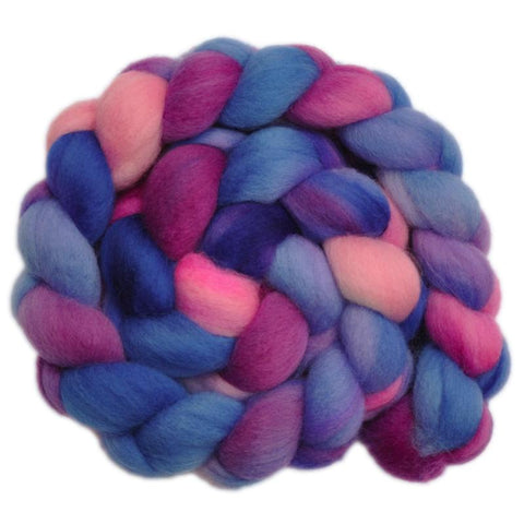 Falkland Wool Roving - Gentle Thoughts 2 - 4.0 ounces