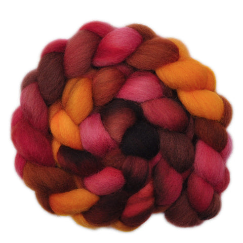 Texel Wool Roving - Torch Bearer 1 - 4.1 ounces